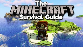 Pillager Raid Farm, Pt.1! ▫ The Minecraft Survival Guide (Tutorial Let's Play) [Part 238]
