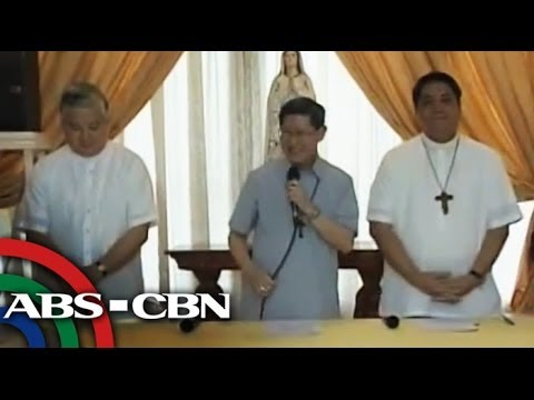 CBCP wants probe on DAP