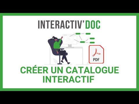 Créer un catalogue interactif HTML 5 à partir d'un PDF