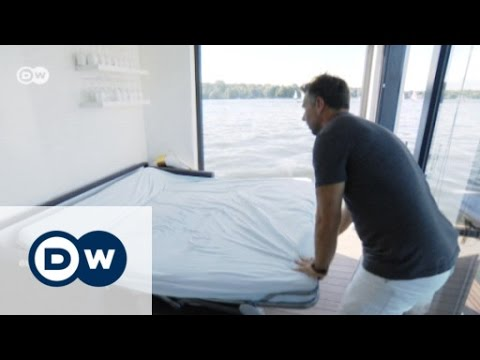 Waterfront luxury: a houseboat in Berlin | Euromaxx