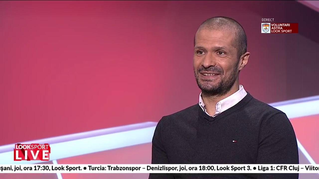 Geraldo Alves la Look Sport LIVE cu Eduard Zelgin, 3 februarie