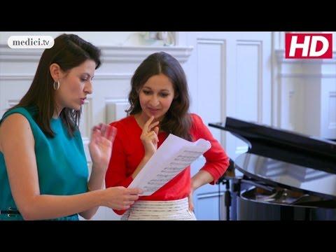 """Chen Reiss, Master Class: """"Una donna a quindici anni"""" (Cosi fan tutte) - Mozart"""