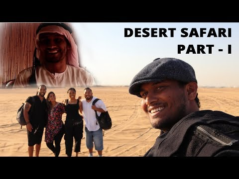 The Best Desert Safari – Dune Bashing, Fire Dance, Tanoura & BBQ Dinner | Dubai, UAE – Part 1