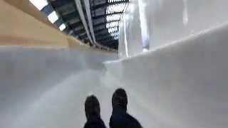 Гомологация санно-бобслейной трассы в Сочи март 2012 / Test of Sochi Sliding Center Sanki
