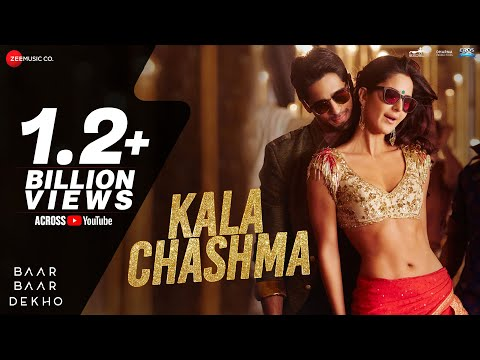Kala Chashma Song | Baar Baar Dekho | Sidharth And Katrina's Latest Swag Song - Kala Chasma Singer - Amar Arshi Music - Kam Dhillon Video Directed By