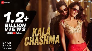 Kala Chashma HD Video Song  | Baar Baar Dekho | Sidharth Malhotra & Katrina Kaif