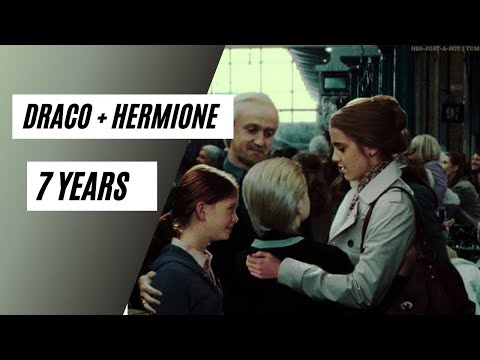 Draco + Hermione || 7 Years