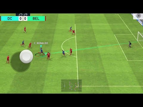 Pes 2018 Pro Evolution Soccer Android Gameplay #104