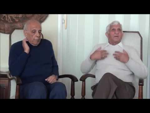 Ahmed Kathrada and Laloo Isu Chiba reflect on Mandela Day
