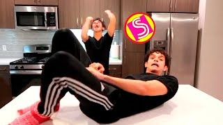 ★ Best Lucas and Marcus Funny Videos Compilation | Best Musers Dobre Twins