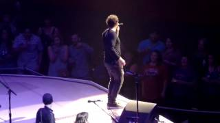"Billy Currington ""Nowhere Town"" Summer Forever Tour 2016; San Antonio TX; 02/19/16"