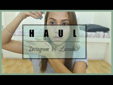 LAZADA & INSTAGRAM HAUL (As Seen On TV Products, Skincare & Jewelries) | Rhaze