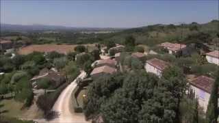 Village de Gîtes en Ardèche.