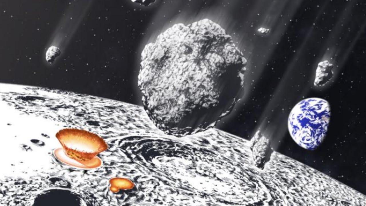 Badai Asteroid Masif Pernah Terjang Bumi 800 Juta Tahun Lalu