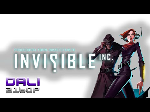 Invisible, Inc. PC 4K Gameplay 2160p