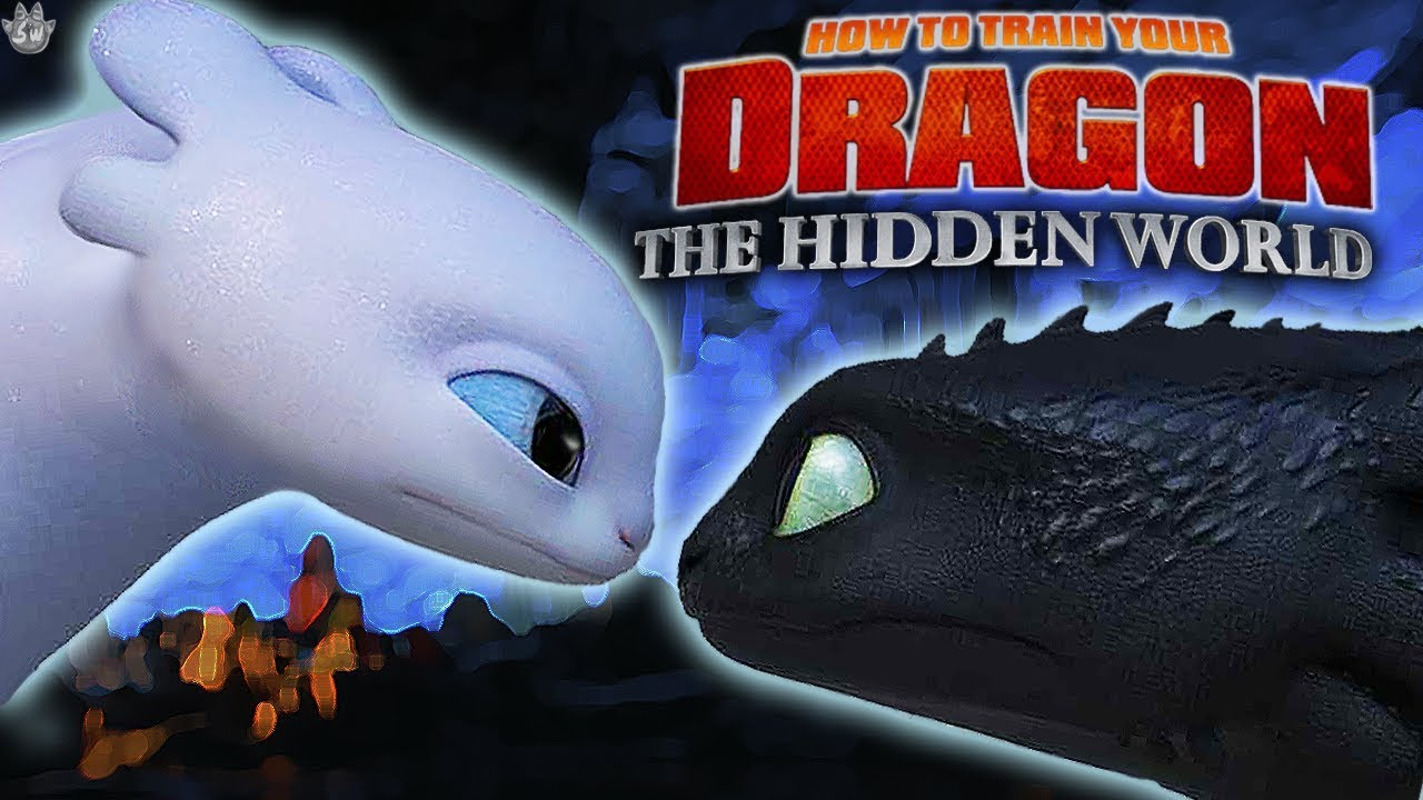 First Look At The Hidden World How To Train Your Dragon 3 Promo Images Youtube