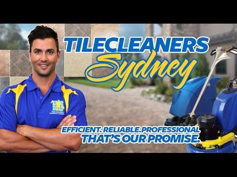 Sydney Tile & Grout Cleaning Services