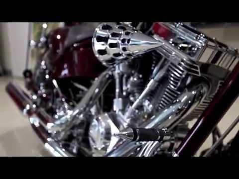 American Ironhorse Chopper