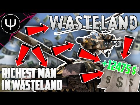 ARMA 3: Wasteland — The Richest Man in Malden Wasteland!