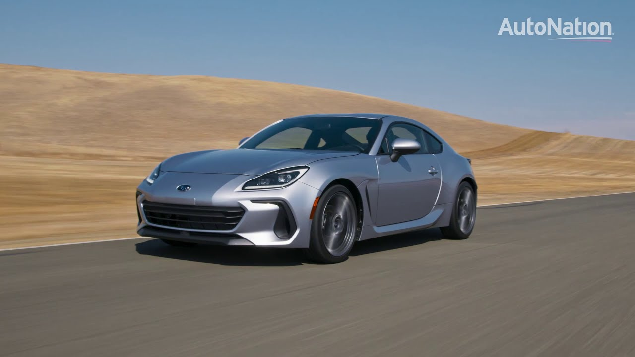 Download AutoNation presents the First Look at the 2022 Subaru BRZ