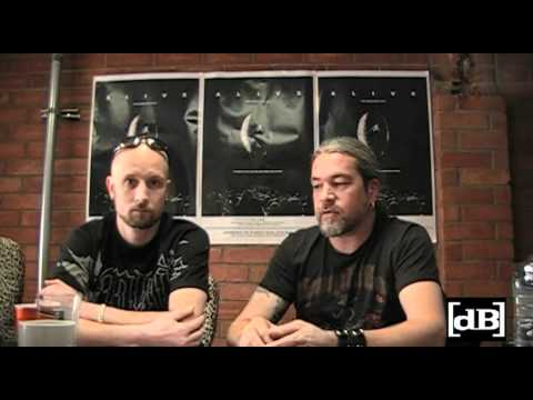 MESHUGGAH - Discuss New Album in 2011 (OFFICIAL INTERVIEW)