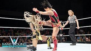 Meiko Satomura vs. Lacey Lane - Quarterfinal Match: Mae Young Classic, Oct. 17, 2018