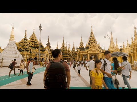 Visiting my Mother's Homeland - Yangon, Myanmar