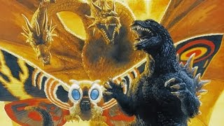 Repeat youtube video Top 10 Godzilla Villains