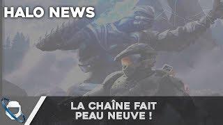 Halo News - La chaîne fait peau neuve !