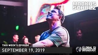 Global DJ Broadcast - Two Hour Studio Mix with Markus Schulz (September 19, 2019)