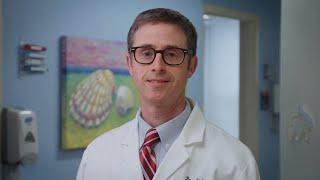 Caregiver profile: Caleb Nelson, MD, MPH | Boston Children's Hospital