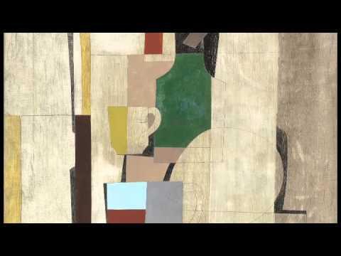 Video: Ben Nicholson's 1945 (still life with mugs)