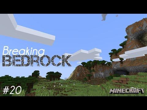 Breaking Bedrock - #20 - SMP - Minecraft - Let's Play - PC•720p•60fps
