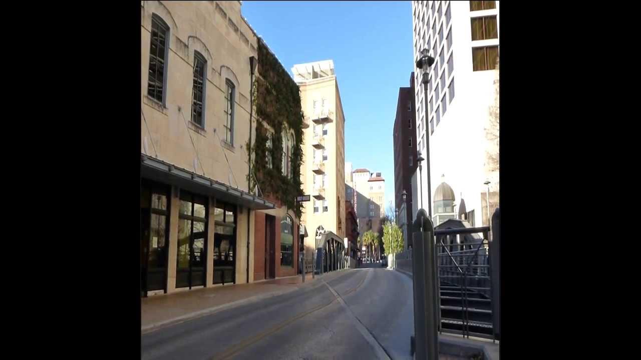 Wyndham Riverside Suites Street Views Downtown San