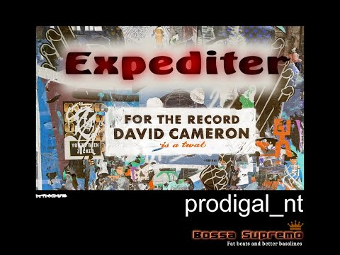 Expediter - prodigal_nt