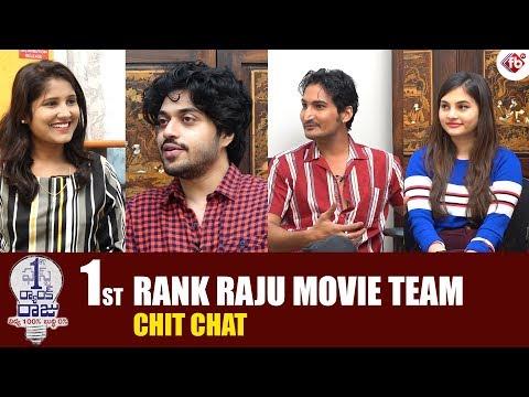 1st Rank Raju Movie Team Chit Chat With FB TV | First Rank Raju Telugu Movie| FB TV | Asvi Media