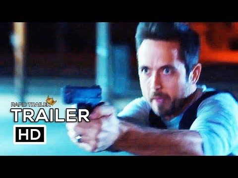 THE ASSASSIN'S CODE   2018 Justin Chatwin Thriller Movie HD