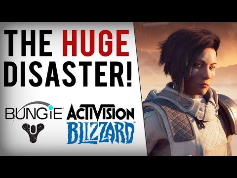 Activision Investigated For Fraud & May Lose Billions After Bungie Splits With Destiny Franchise!