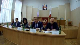 Прием граждан симферопольского района КПК РК и членами ОС при КПК РК