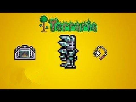 Terraria - Поиск титановой руды №13