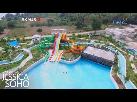 Kapuso Mo, Jessica Soho: Waterpark wonderland