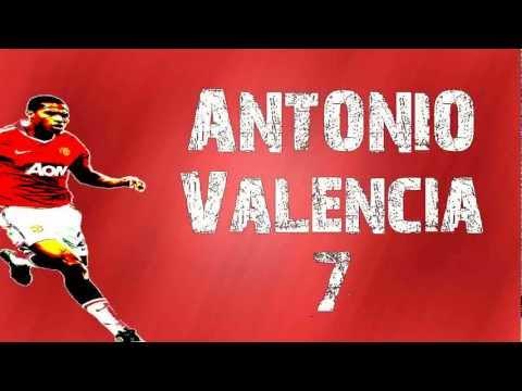 Antonio Valencia Song 'Nice One Tony' W/Lyrics HD