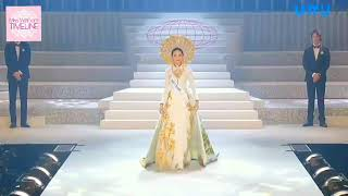 Nguyễn Thúc Thùy Tiên   Miss International 2018   Full Performance