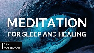Christian Meditation for Sleep and Healing | Find peace, calm, and wholeness