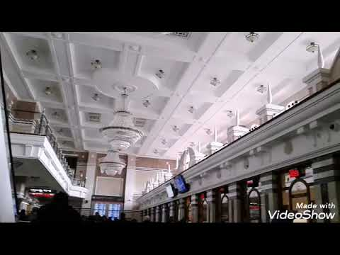 Вокзал - Аэропорт. Купила билет в Крым .