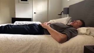 The best sleeping position for spinal health