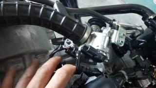 Giới thiệu về NVX 125 không ABS