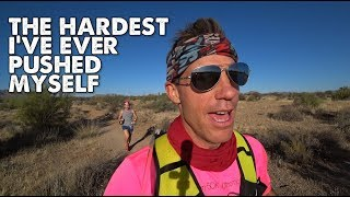 My first 100 Mile Race-The Javelina Jundred
