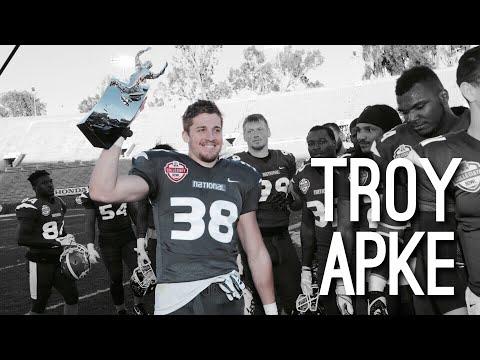 Troy Apke NFLPA Collegiate Bowl Highlights || Game MVP || 1/20/18