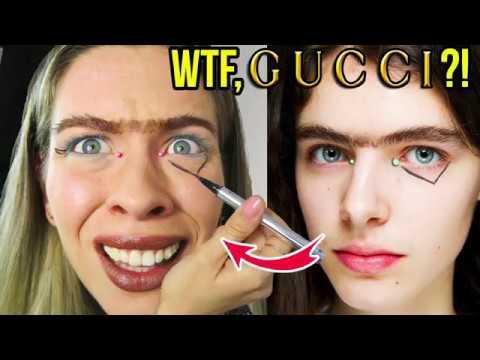Ich teste GUCCI Make up TRENDS 2019 & verzweifle.
